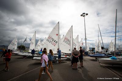 Le Championnat de France Espoirs Solitaire Equipage débute à Brest