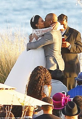 pictures of neyo wedding