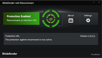 Bitdefender Anti-Ransomeware