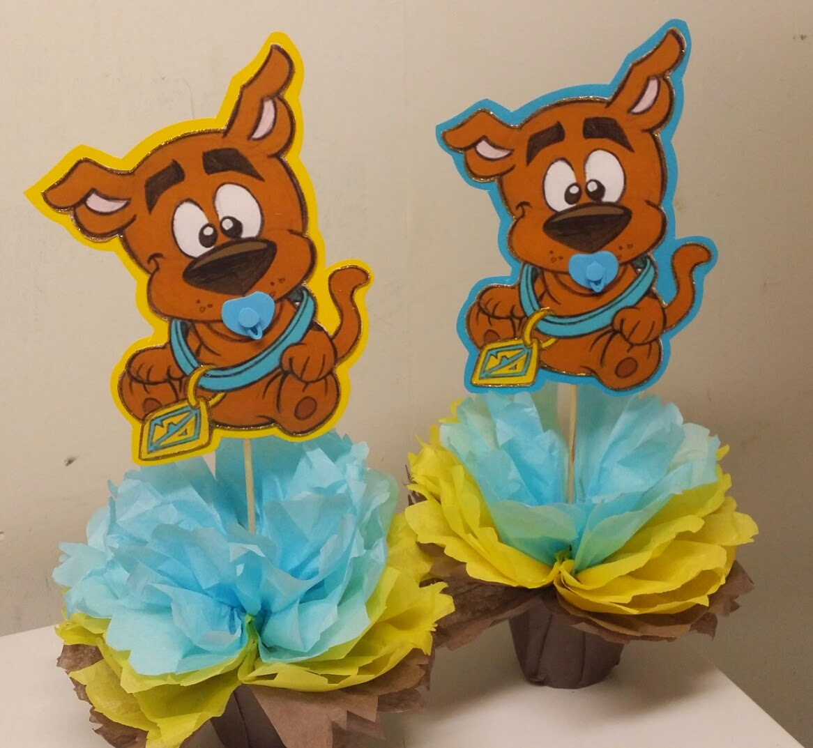 Scooby Doo Baby Shower Theme