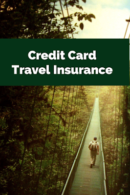 Travel the World: Your credit card might provide travel insurance.
