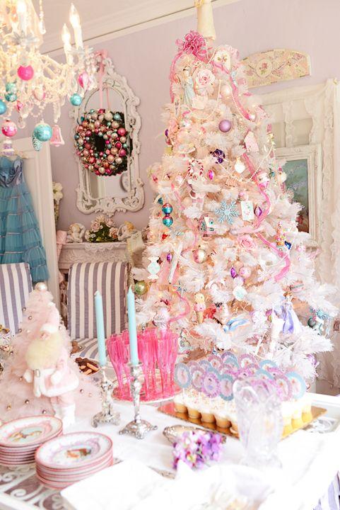 Pink Christmas Inspiration
