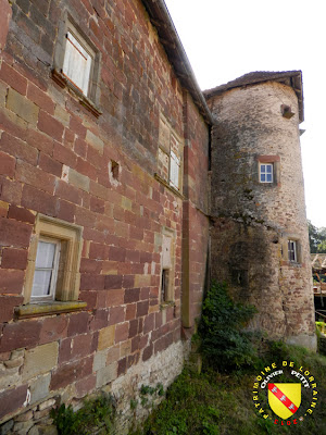 GELVECOURT-ET-ADOMPT (88) - Le manoir d'Adompt