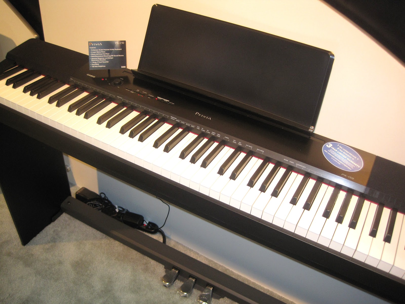 az piano reviews reviews williams allegro allegro 2 casio cdp100 digital pianos low. Black Bedroom Furniture Sets. Home Design Ideas