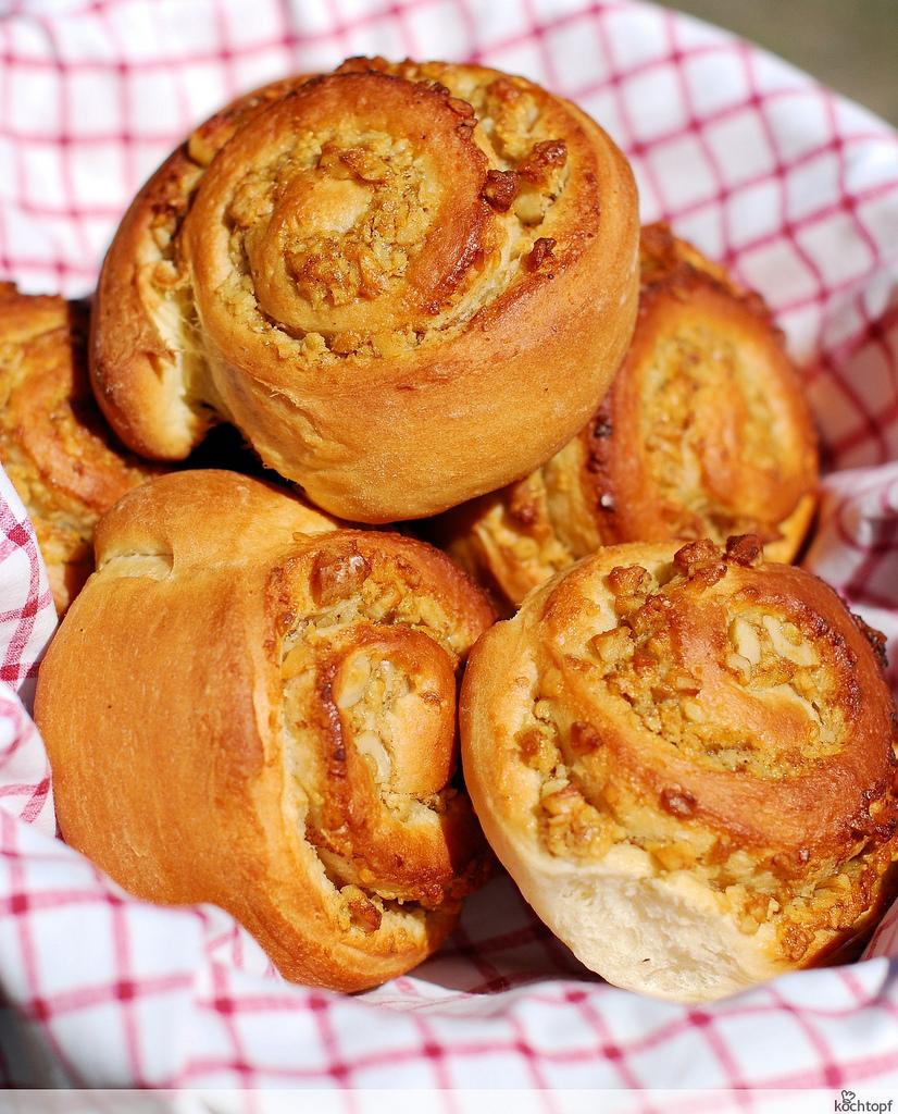 1X Umrühren Bitte Aka Kochtopf c mom cook: bbd #53 - swirly bread roundup!