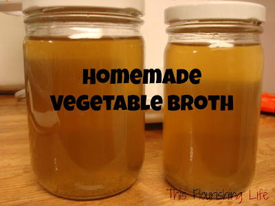 Recipe: Super Simple And Cost-Effective Homemade Vegetable Broth
