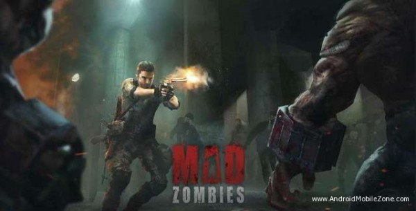 MAD ZOMBIES  Offline Zombie Games for Android 5.17.0 MOD APK