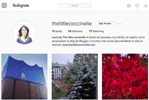 incrustar foto instagram blogger