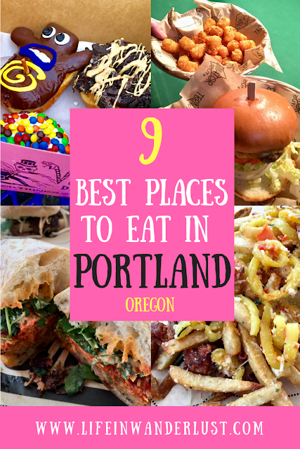 9 Best Places to Eat in Portland Oregon