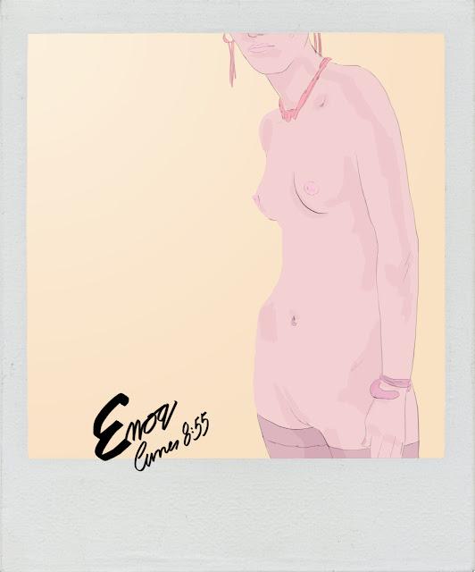 shoo bop drawing illustration girls Jordi Pastor