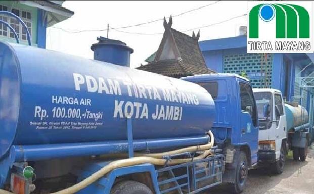loker perusahaan air minum jambi