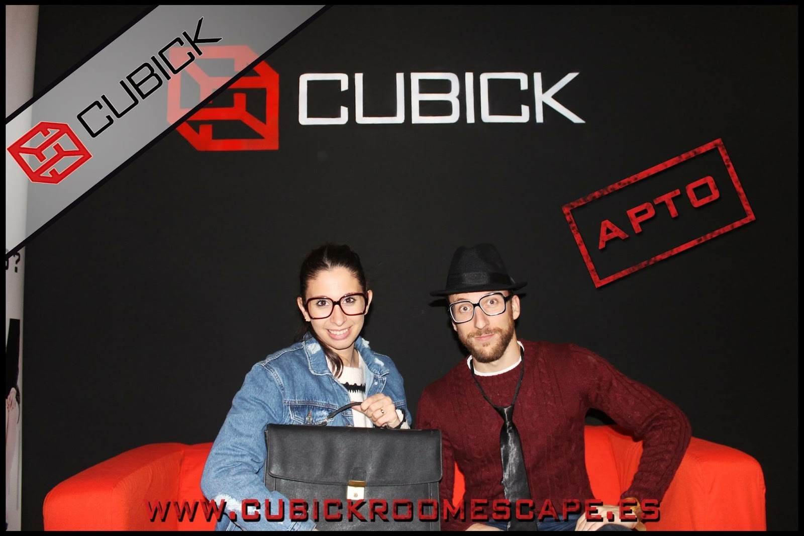 Cubick Room Escape Madrid
