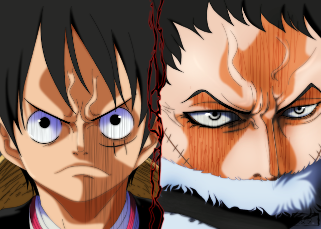 One Piece Episode 867 Subtitle Indonesia: Penghormatan Katakuri kepada Luffy