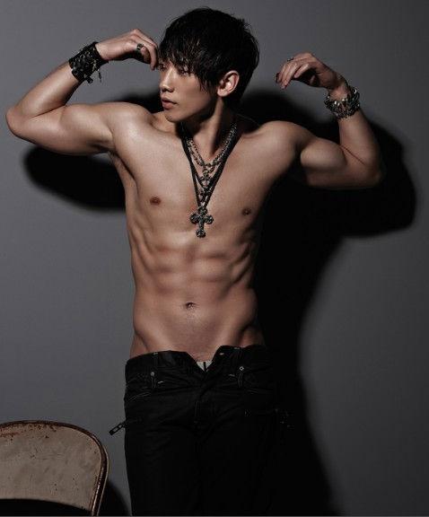 Penyanyi pria korea tersexy