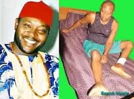 Veteran Nollywood actor, Prince James Uche is dead
