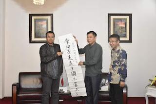 Tiongkok Tawarkan Beasiswa bagi 1000 Mahasiswa NTB