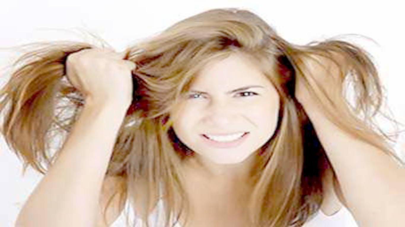 Cara Merawat Rambut Kering Dan Mengembang Agar Menjadi Lurus