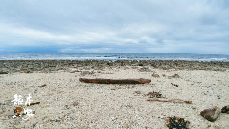 厚石魚澳|小琉球天然游泳池戲水浮潛勝地|小琉球網友評選最美沙灘