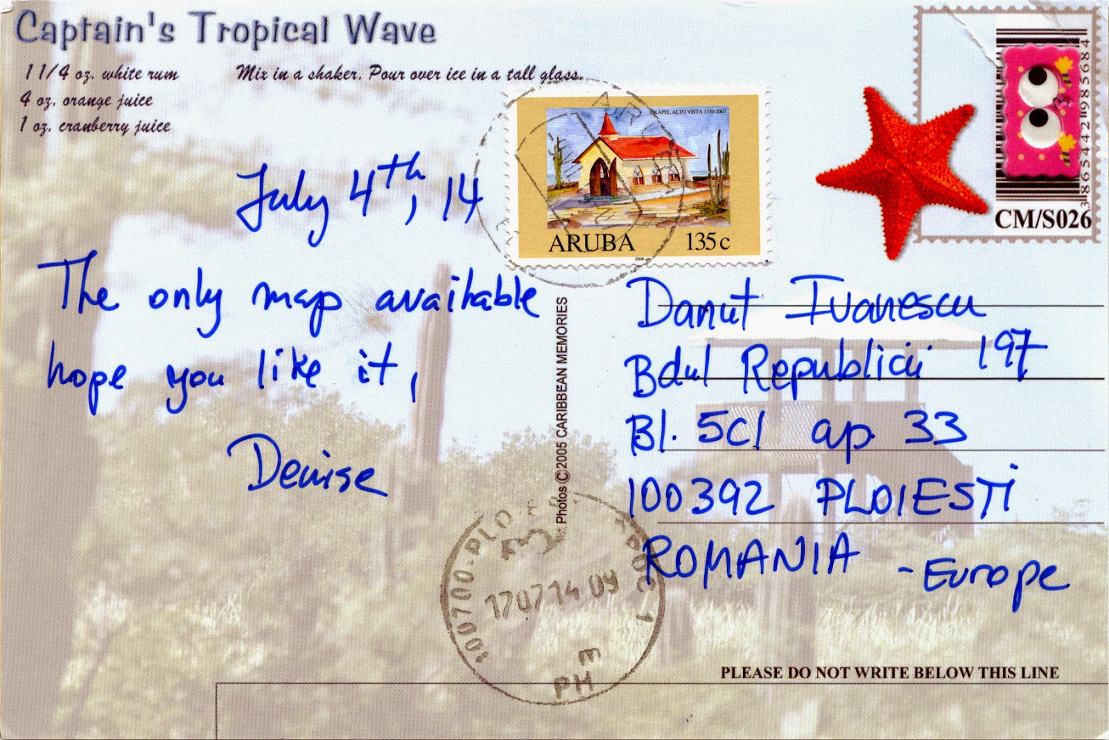 WORLD, COME TO MY HOME!: 1152-1154, 1234-1235 NETHERLANDS (Aruba ...