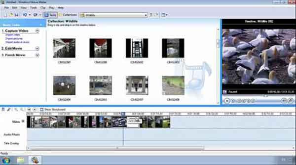 Software edit video terbaik yang bisa dicoba - Windows Movie Maker