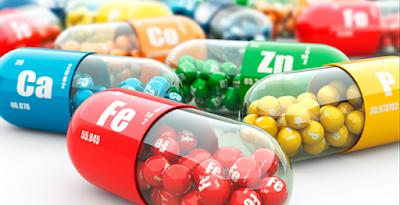 Adelgazar más con ciertas vitaminas