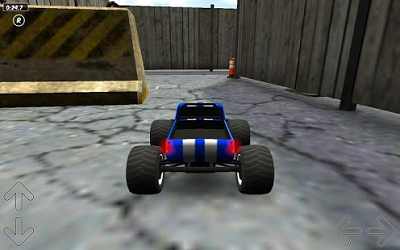 5. Toy truck Rally 3D