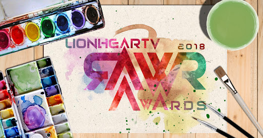 We are Part of RAWR Awards 2018! :)