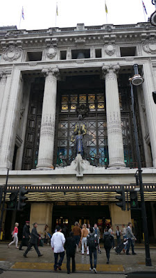 Selfridges, Oxford Street, London