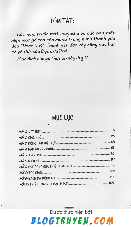 Inuyasha vol 40.1 trang 2
