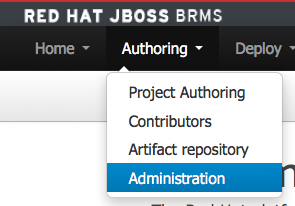How to Import Any JBoss BRMS Example Project - DZone Integration