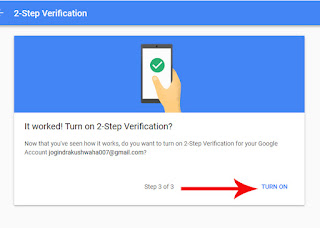 gmail-id-two-step-verification