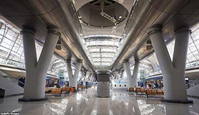 Sementara Haneda International Tokyo berada pada posisi kedua Bandara Terbaik di Dunia  10 BANDARA TERBAIK DI DUNIA 2019 PILIHAN PENUMPANG