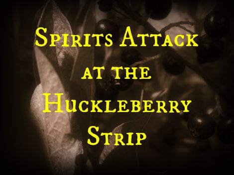 Phantoms and monsters pulse of the paranormal spirits attack at the huckleberry strip fandeluxe Images