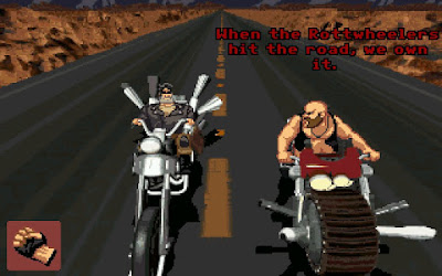 Full Throttle - Fondo de pantalla
