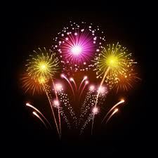 Perayaan Tahun Baru 2017 Di Pati dan Pesta Kembang Api