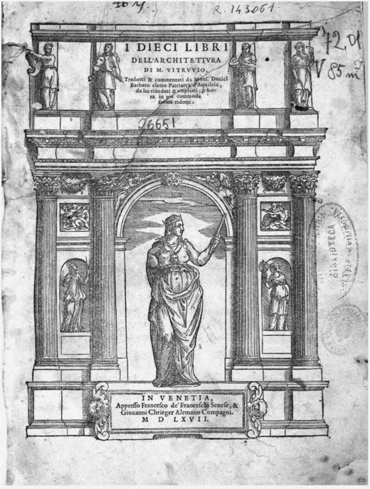 Arquitectura historia y construcci n marco vitruvio polion for Arquitectos y sus obras