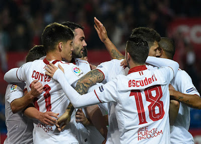 Crónica Sevilla FC 1 - Athletic Club de Bilbao 0