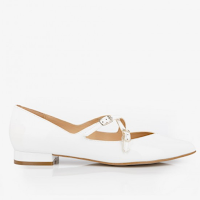chaussures de mariée plates fin de série mellow yellow blog mariage unjourmonprinceviendra26.com