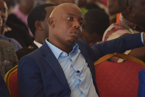 kori - JOSEPH KORI attends funeral mass for late wife MARY WAMBUI who was brutally murdered by his evil mistress (PHOTOs)