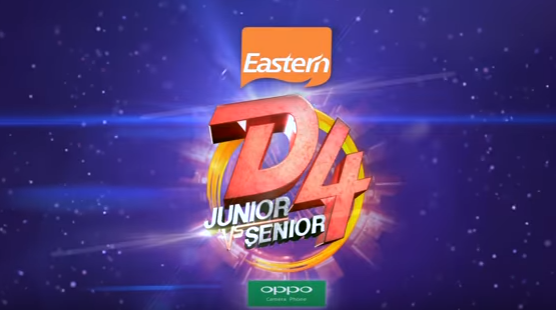 D4 Dance Junior VS Senior on Mazhvail Manorama