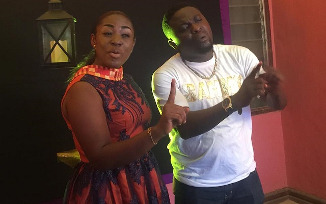 Emelia Brobbey ft Brother Sammy in Kae Yen [Video]