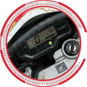 DIGITAL PANEL METER NEW HONDA CRF150L 2018 Anisa Naga Mas Motor Klaten Dealer Asli Resmi Astra Honda Motor Klaten Boyolali Solo Jogja Wonogiri Sragen Karanganyar Magelang Jawa Tengah.