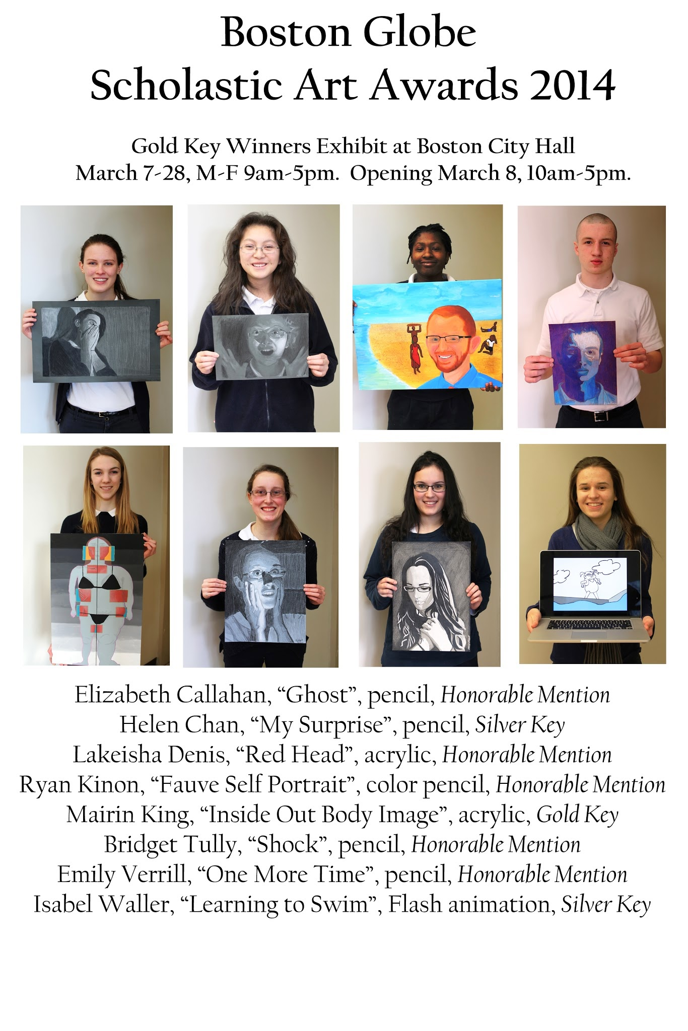 Scholastic Art & Writing Awards: 2017 national recipients announced!