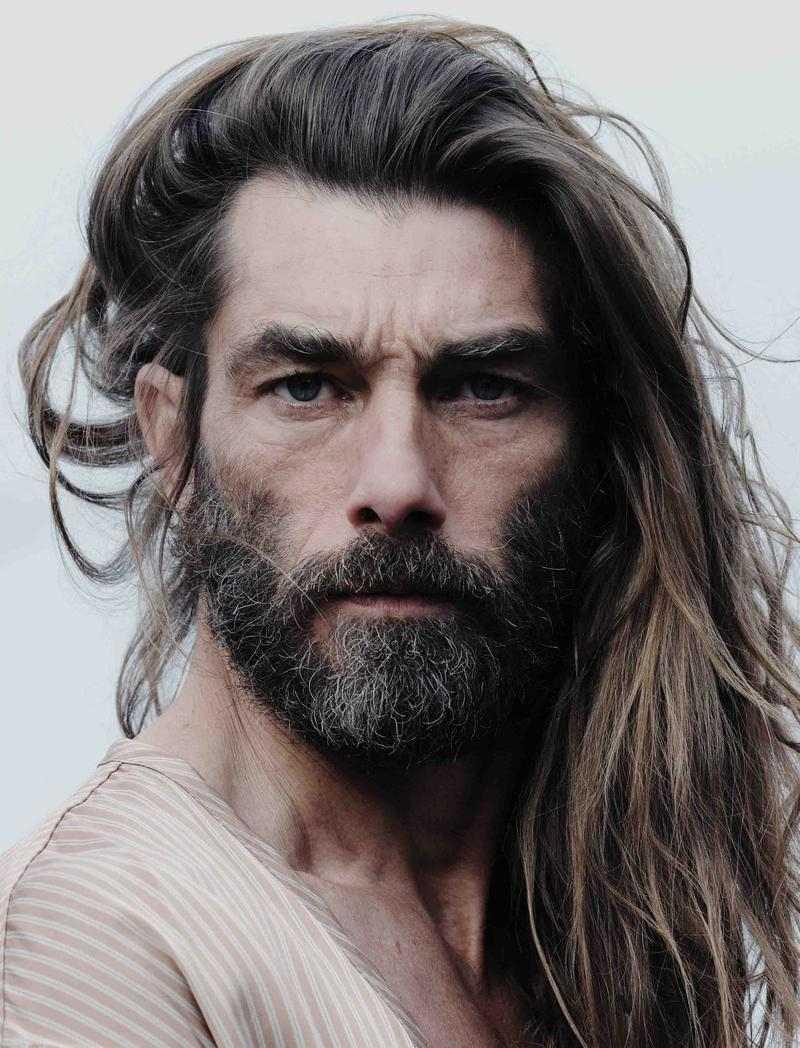 Mens Long Hairstyles Fashions Style And Hairstyle