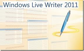 Windows Live Writer 2011