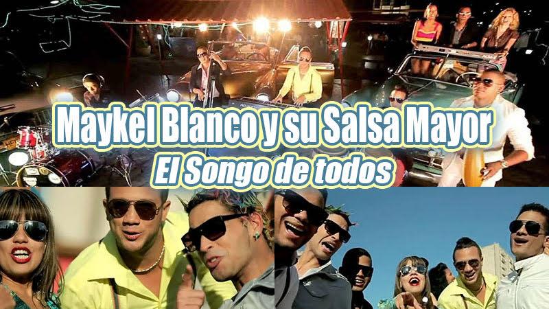 Maykel Blanco y su Salsa Mayor - ¨El Songo De Todos¨ - Videoclip. Portal Del Vídeo Clip Cubano