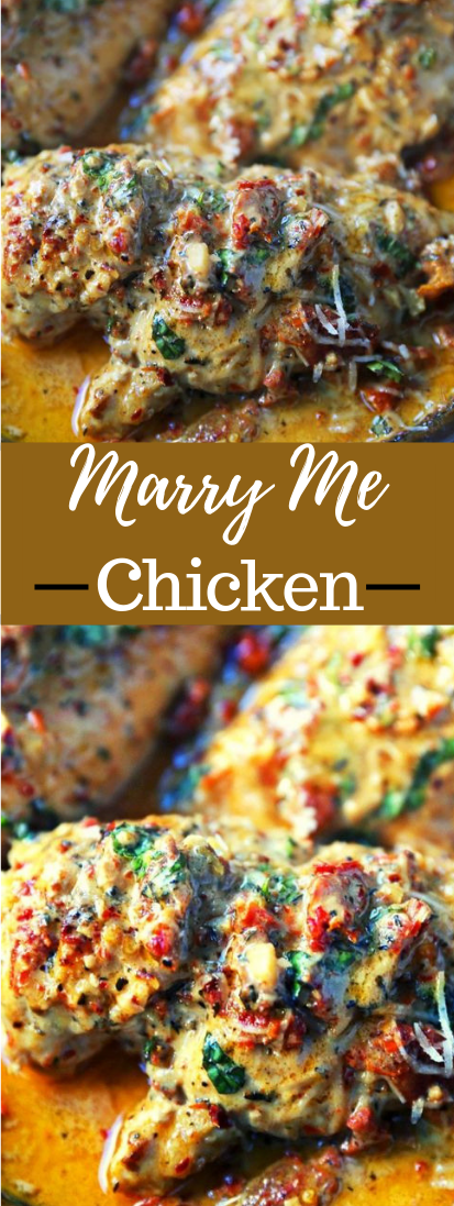 MARRY ME CHICKEN #dinner #recipes