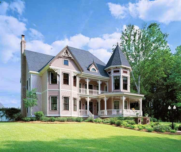 Silvae 18th century architecture - Casa americana in legno ...