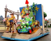 Jollydays Supported Holidays Disneyland Paris With John & Pat