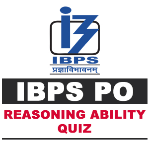 Reasoning Ability For IBPS PO | 03- 10 - 18